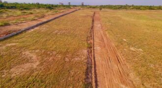 One plot of land for sale @ New Achimota