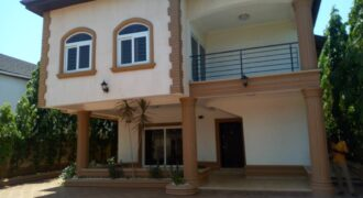 Five bedroom storey  with boys quarter for sale @ 450000 negotiable