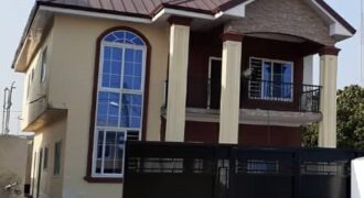 4 bedroom self compound for sale on the spintex road
